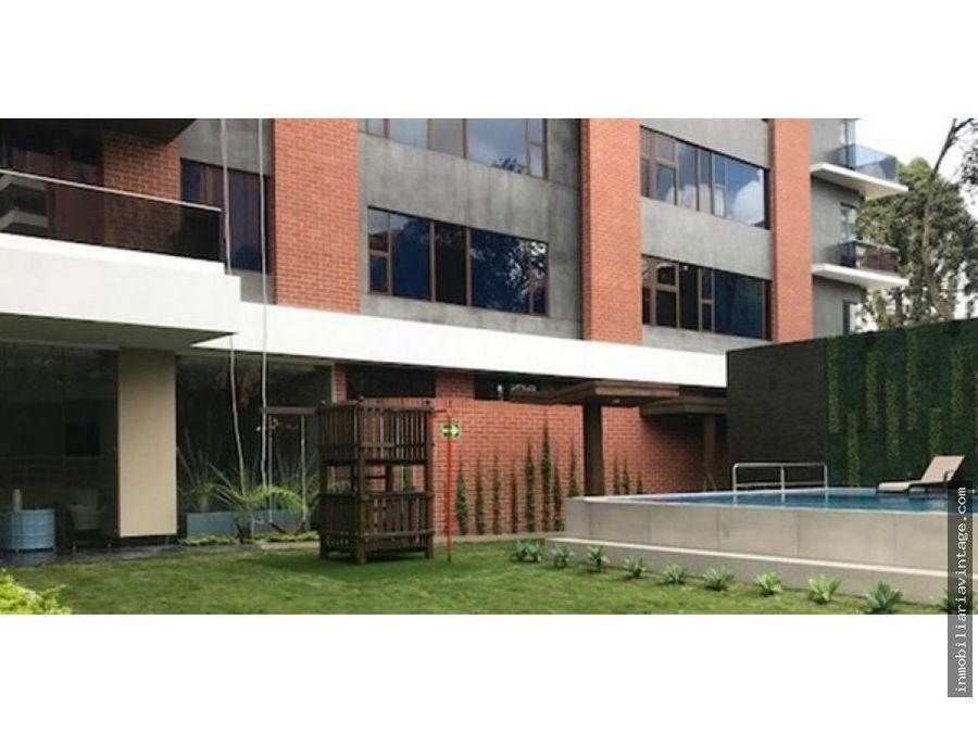 apartamento en venta edificio zona 14