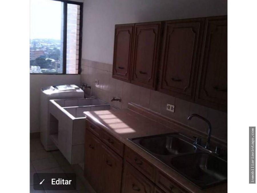 apartamento en renta santa clara zona 10