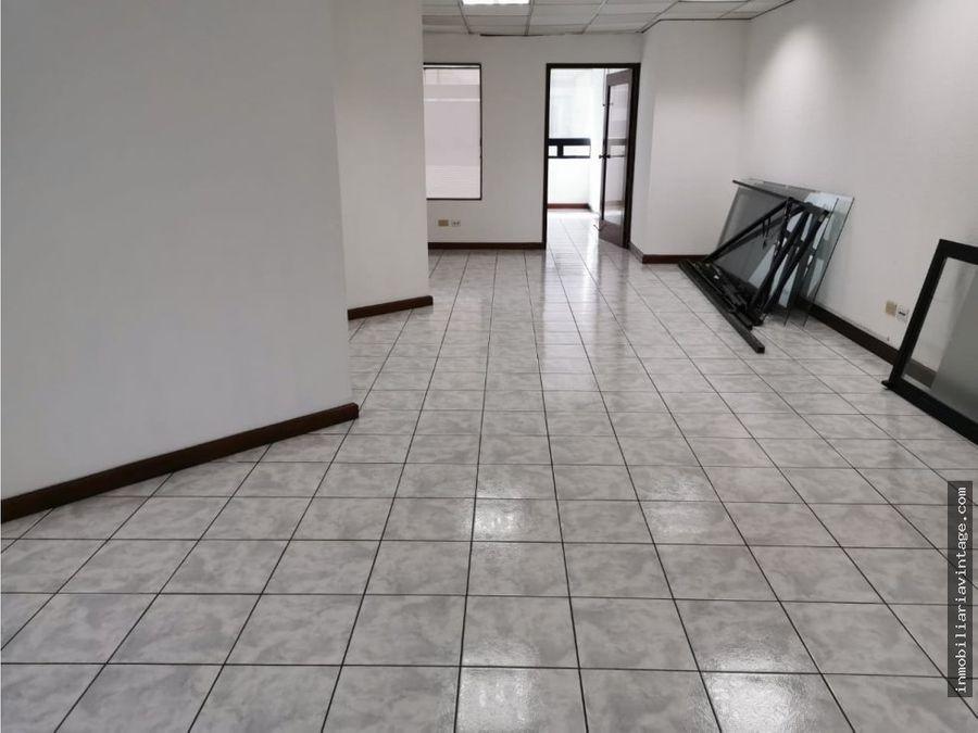 oficina alquiler zona 10