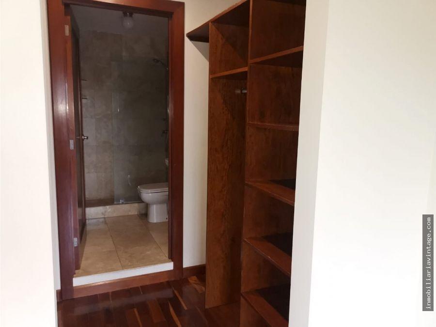 amplio apartamento en rentaventa zona 15 vhi