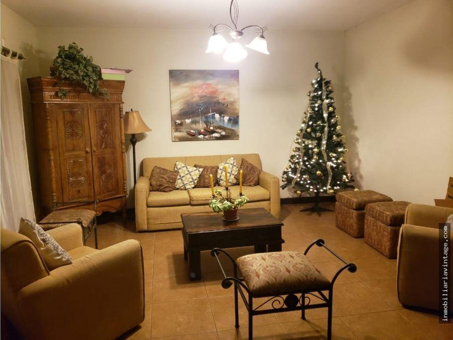 casa en venta en residenciales san antonio km 165 ces
