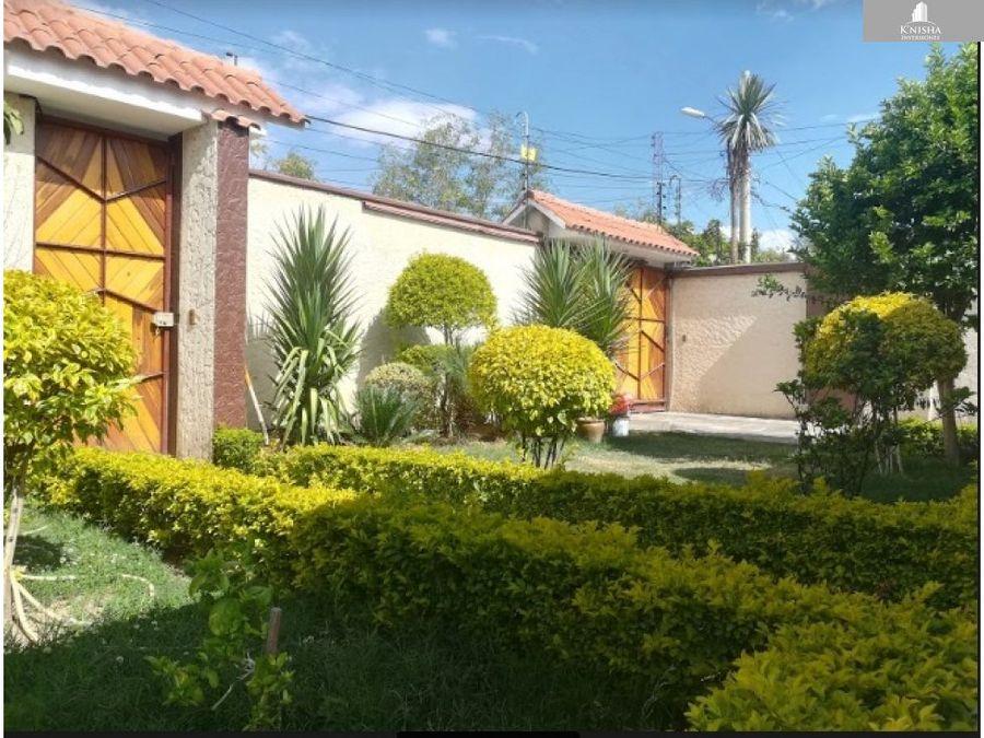 casa zona seminario cochabamba 280000