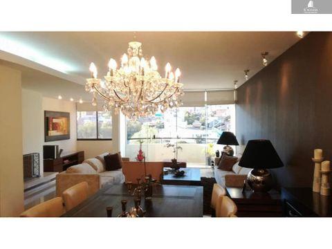 penthouse cala cala cochabamba 285000