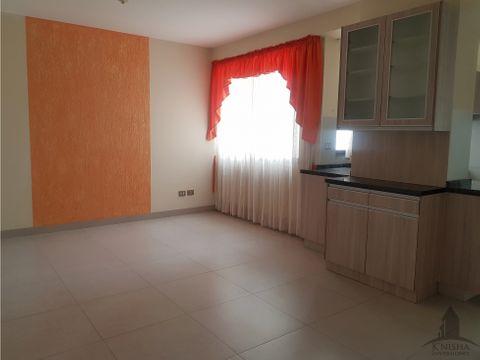 departamento nuevo alquiler zona sarcobamba