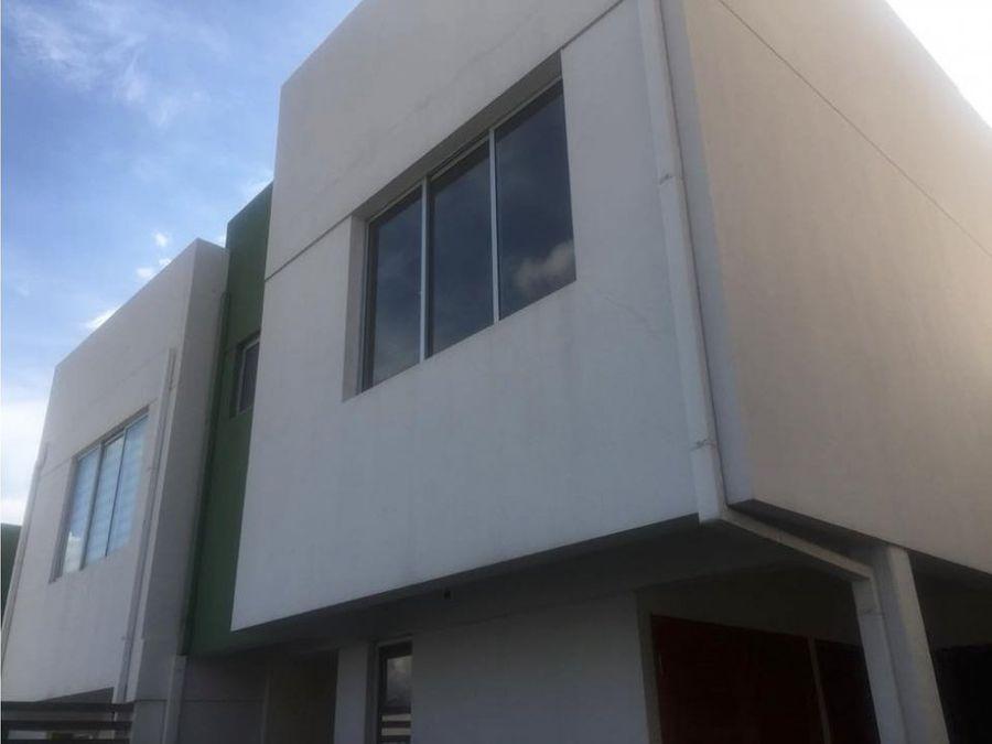 casa en condominio beijing y circunv185000