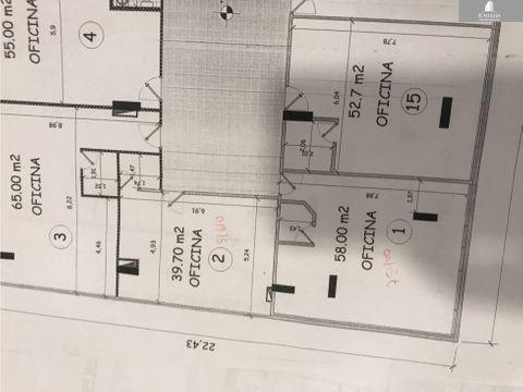 oficina proximo al parque arquitecto 51500