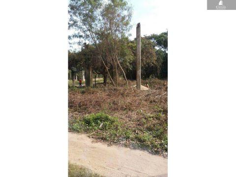 terreno en venta cotoca santa cruz 39m2