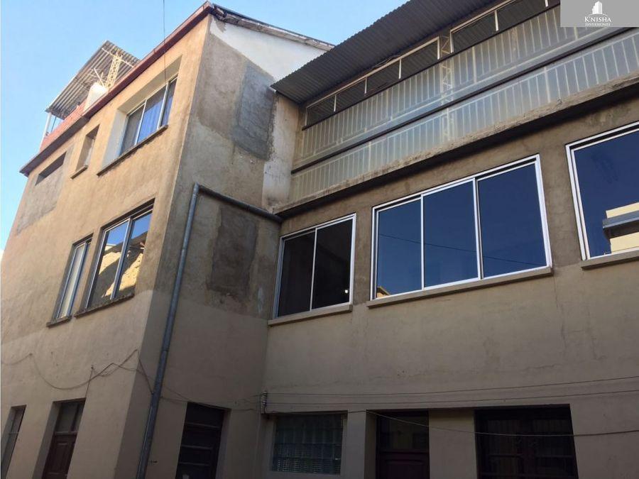 edificio en venta prox plaza colon 1900000