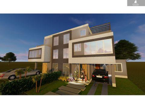 casa en pre venta condebamba 145000