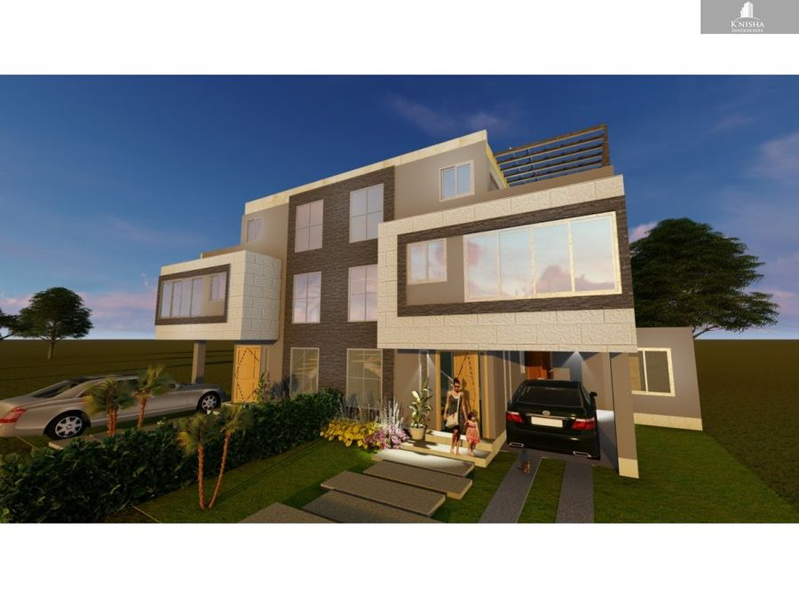 casa en pre venta condebamba 148000