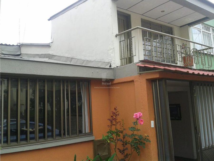 venta casa con renta la rambla manizales