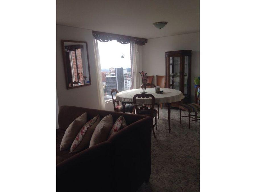 venta apartamento cablemanizales