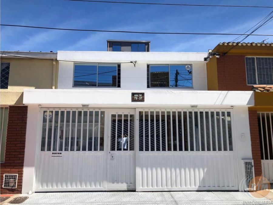 venta casa barrio bonanza mc