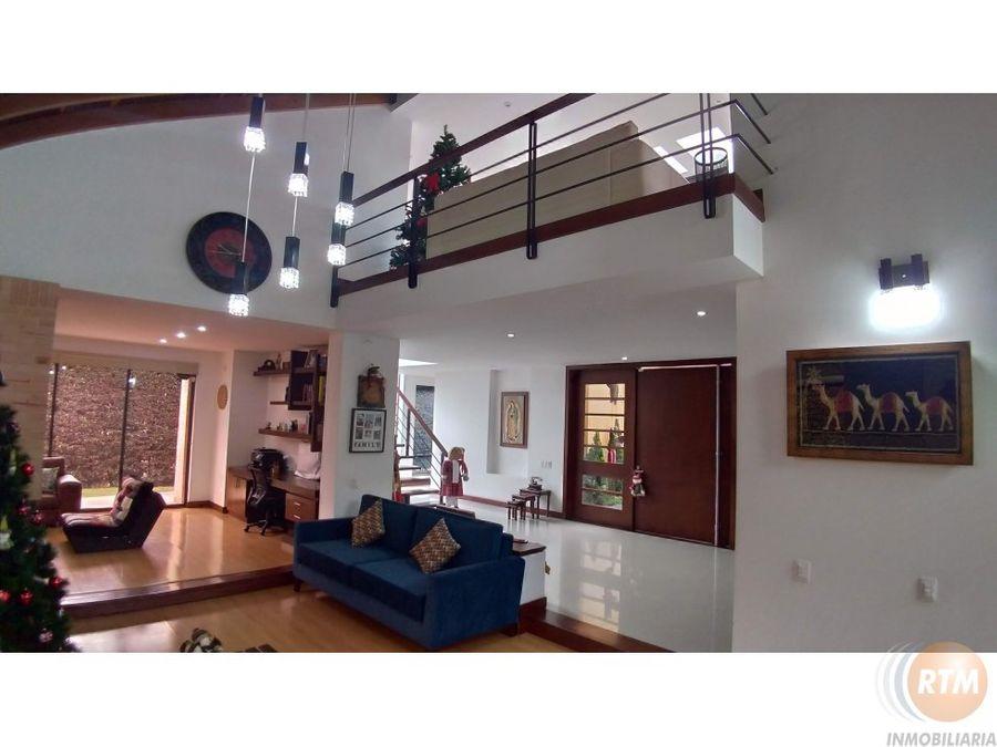 vendo casa en chia kalamary oc