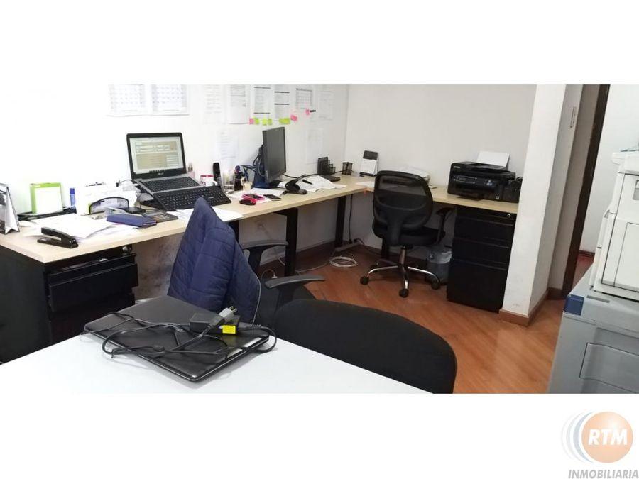 venta oficinas chapinero pa