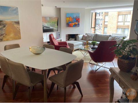 vendo iluminado y remodelado apartamento en santa barbara ic