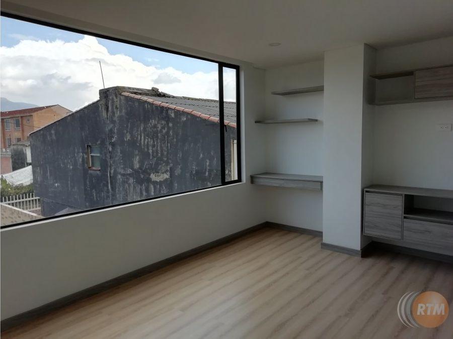 vendo apartamento nuevo chia pa