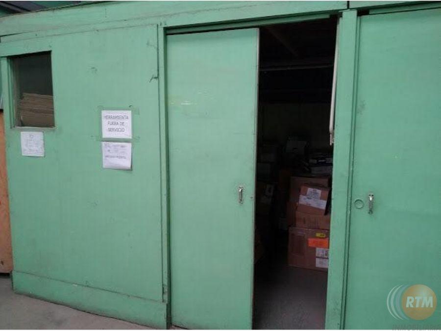 arriendo bodega para almacenaje y oficinas boyaca real pa