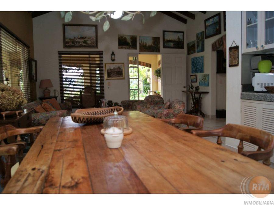 casa de recreo en la mesa cundinamarca