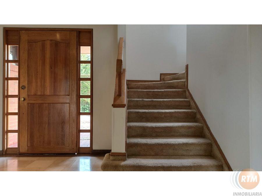 vendo casa san jose de bavaria bogota 1075 m2 ic
