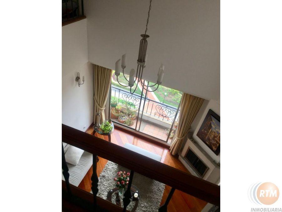 vendo espectaular apartamento duplex en santa barbara ioc