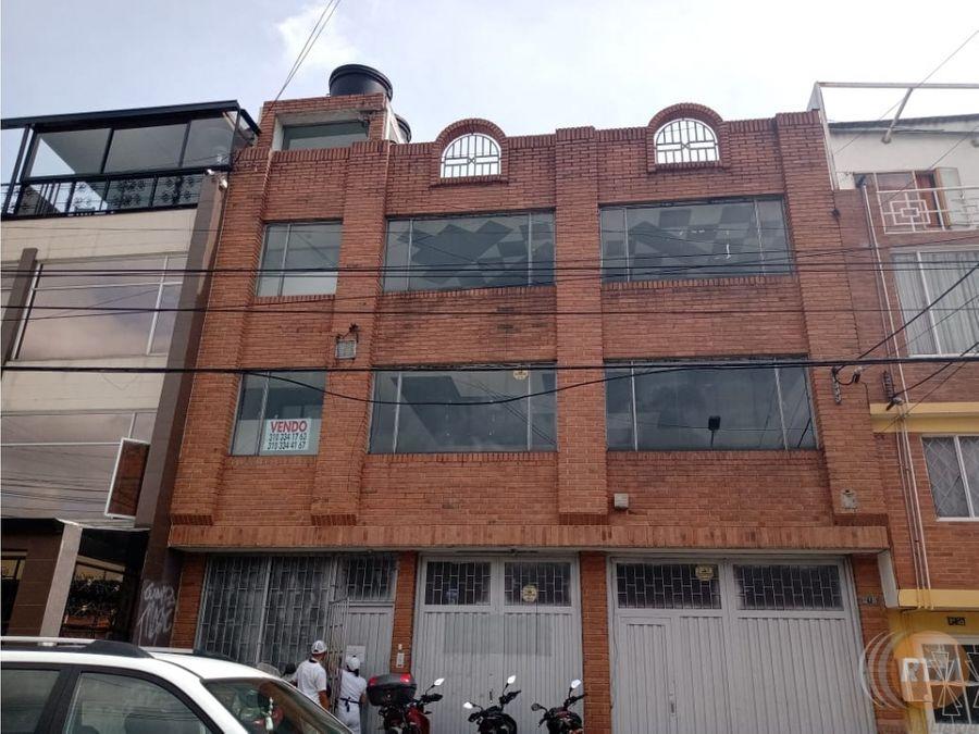 edificio tres pisos barrio spring