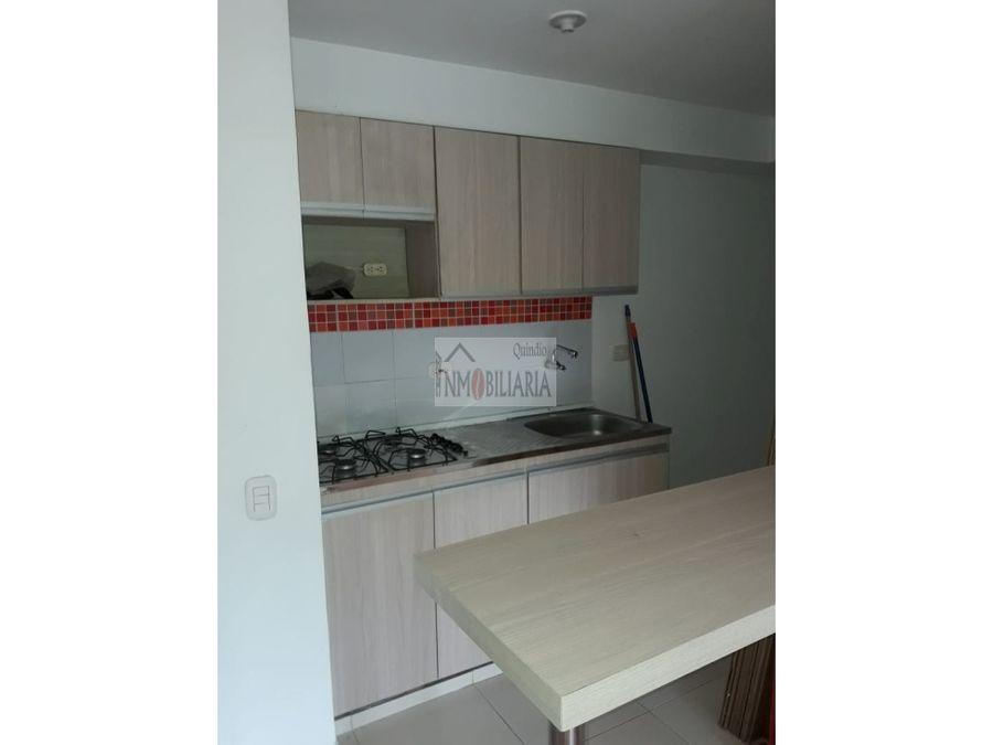 venta de apartamento en occidente de armenia q