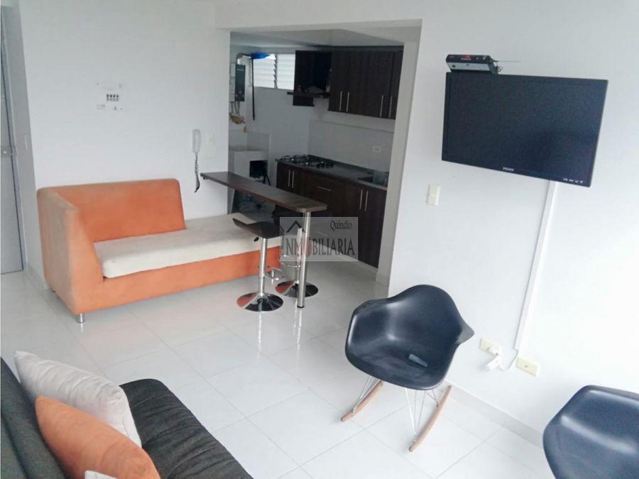 venta de apartamento via aeropuerto armenia q