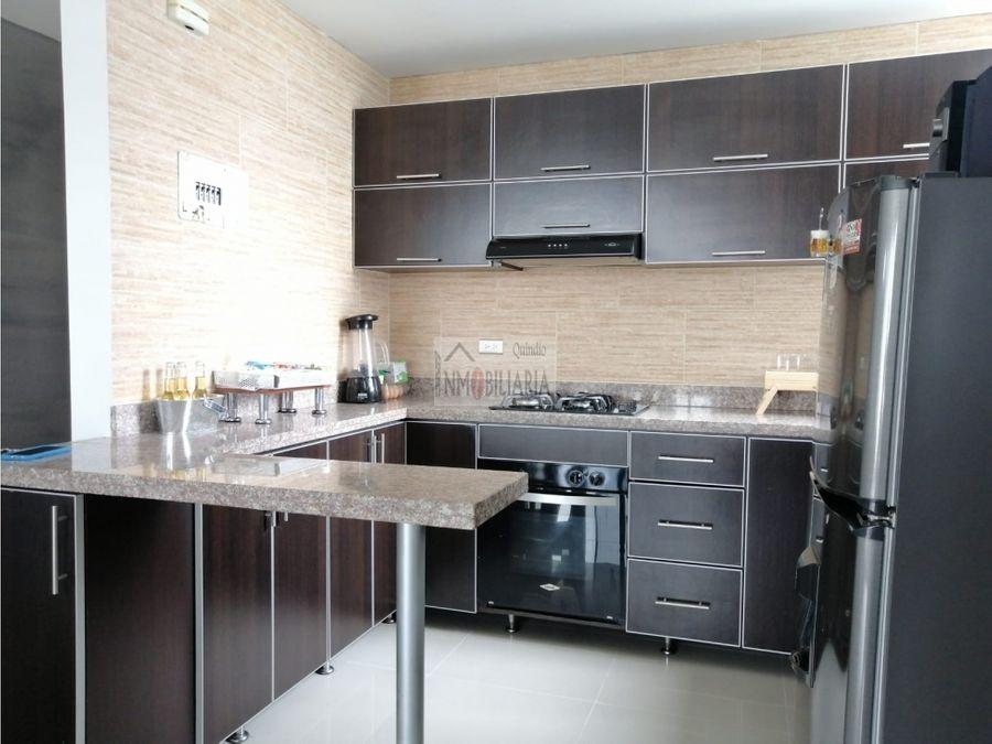venta de apartamento en la av 19 armenia quindio