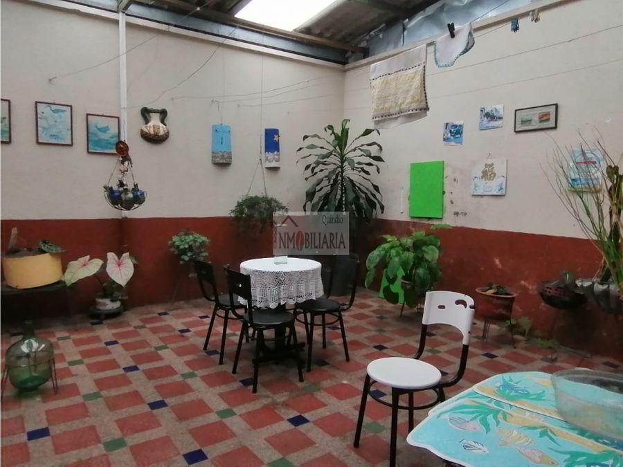 venta de casa en el barrio libertadores armenia quindio