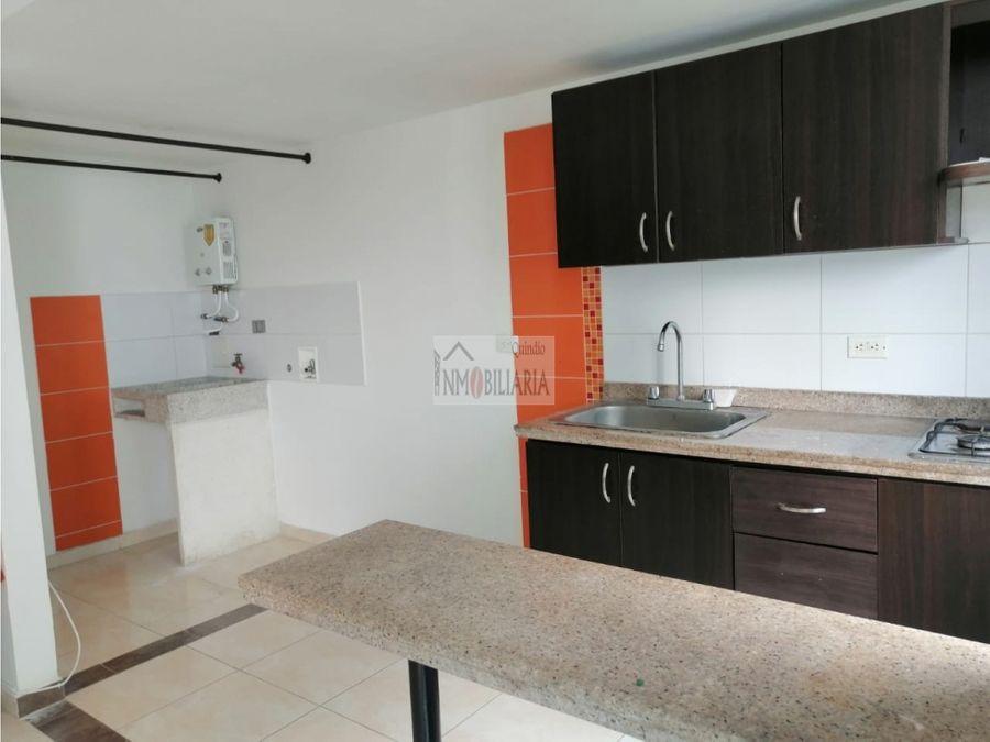venta de apartamento en providencia armenia quindio