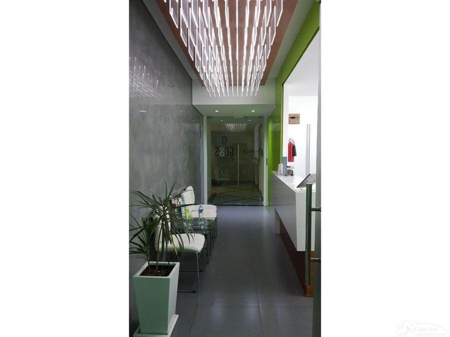 oficina de 152 m2 en interamericas zona 10 d