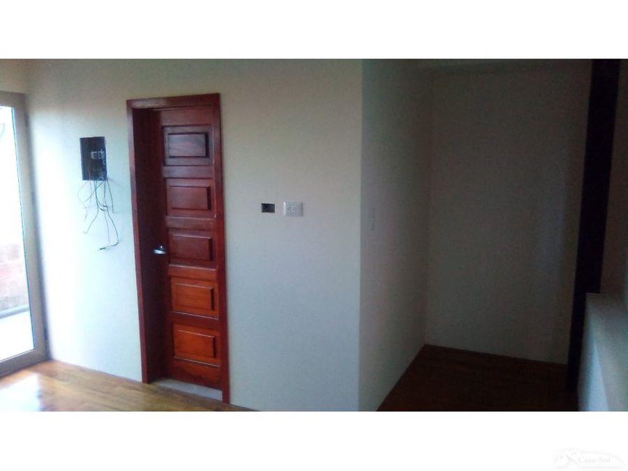 apartamento 1 dormitorio 21c casa colon zona 1