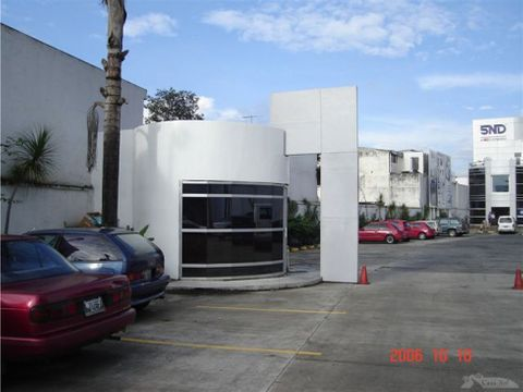 edificio en venta y renta en zona 10