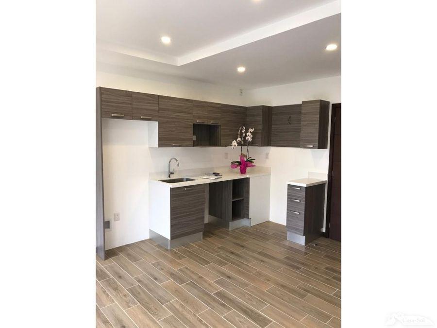 apartamento nuevo en o2 venta