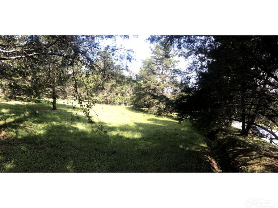terreno en venta en hacienda nueva d