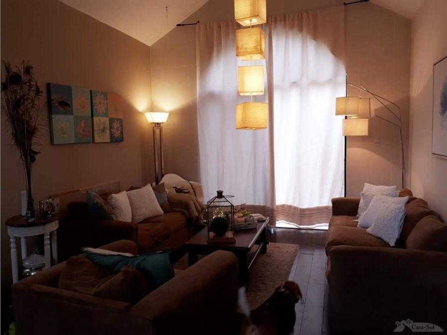 pent house villa cafetto