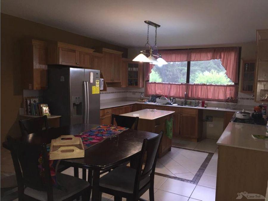 casa en renta hacienda nueva san jose pinula