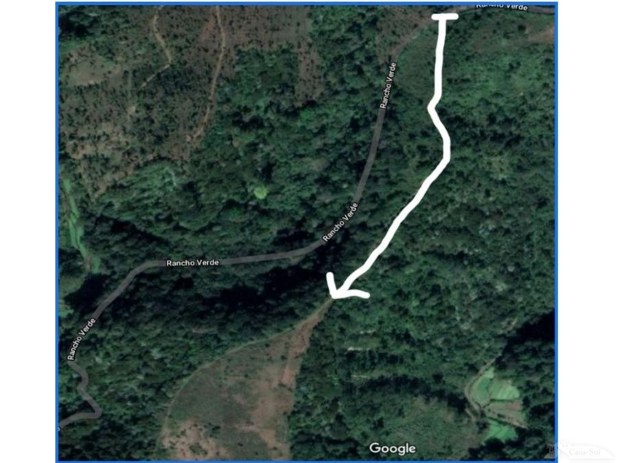 terreno por sector rancho verde d