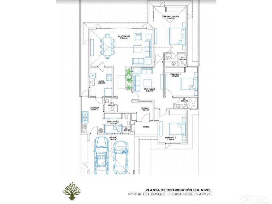 casa en venta portal del bosque iii tipo a plus d