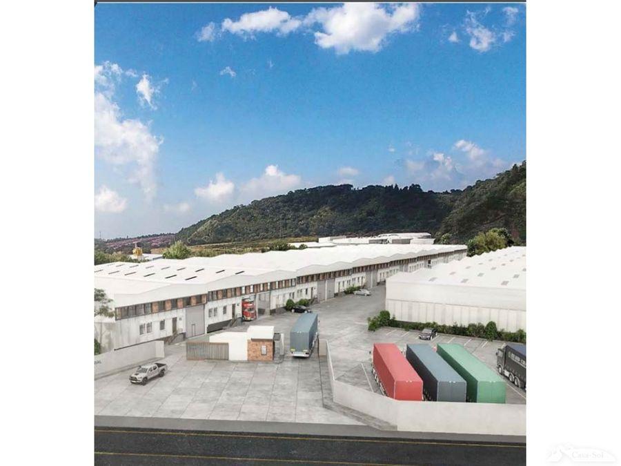 bodegas industrial el alto