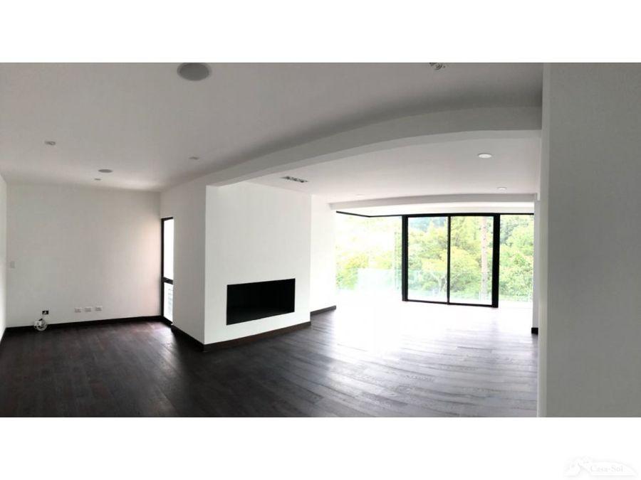 casa en venta en las cumbres zona 16 d