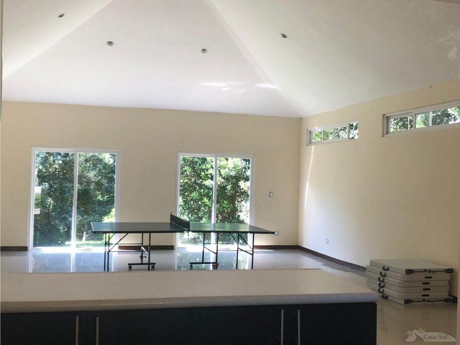 casa en venta en condominio las vistas d