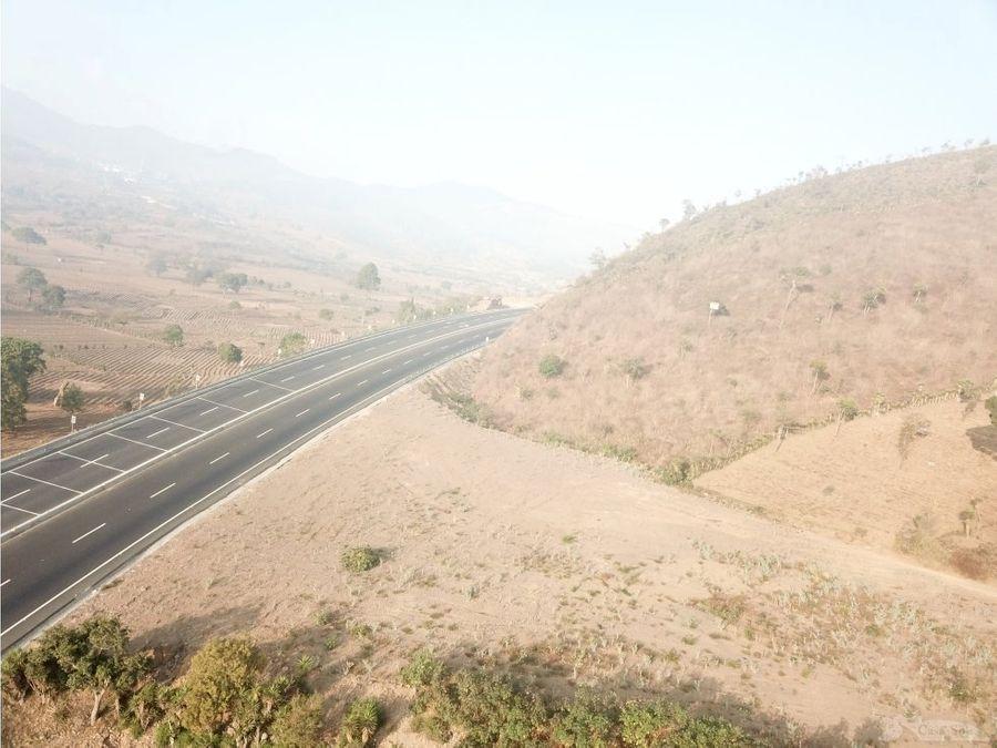 terreno en km 545 ruta a tecpan c2