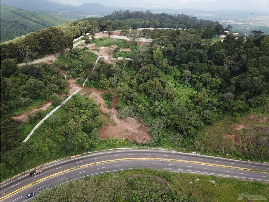 terreno en venta km 33 el chilero