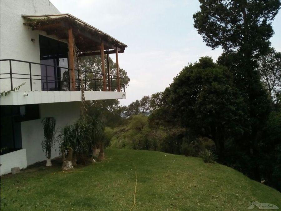 casa en venta en la encantada km127 ces d