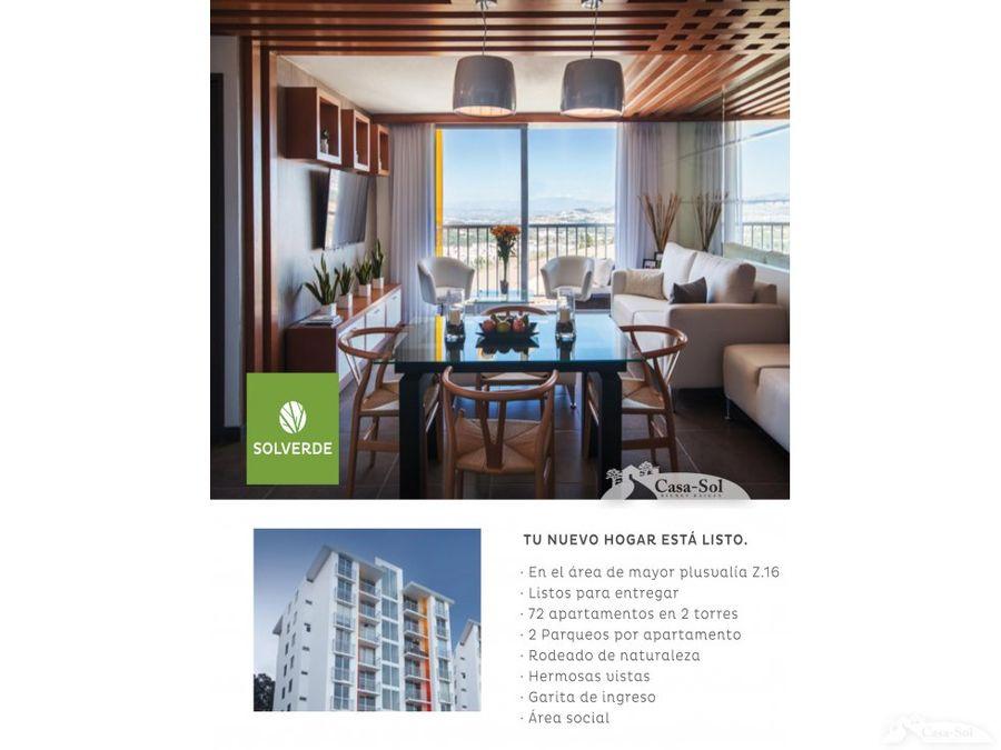 apartamentos solverde zona 16 d