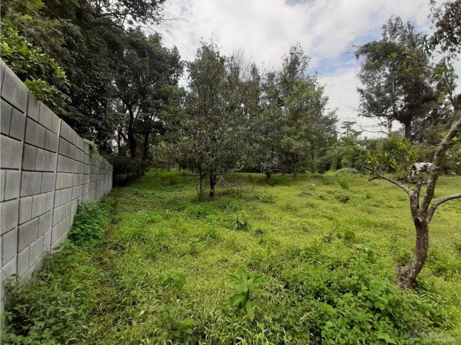 terreno en venta antigua guatemala c1