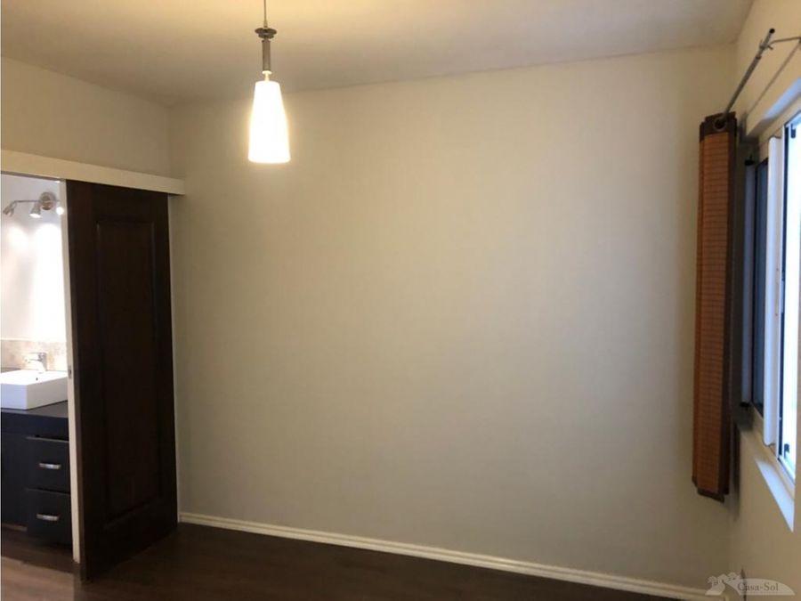 apartamento en alquiler condominio los pilares