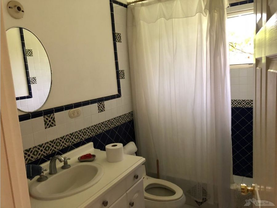 casa en venta en condominio buenos aires d